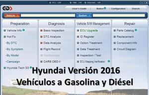 Hyundai GDS 2016