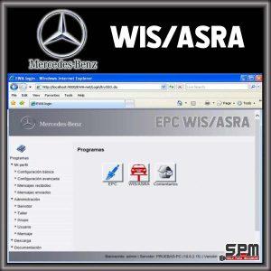 Mercedes Benz Wis Asra