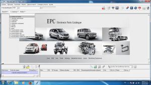 Mercedes Benz EPC y Reparación WIS/ASRA 2017