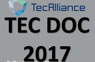 Tec Doc 2017