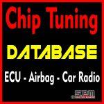 Chip Tuning ECU Airbag Car Radio