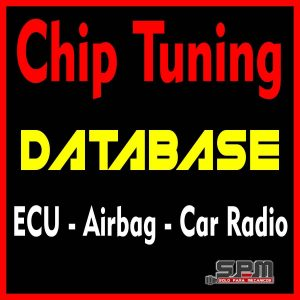 Chip Tuning ECU Airbag Car Radio