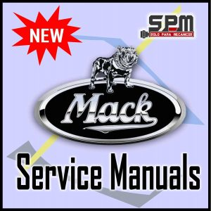 Mack Truck Service Workshop Manuals - Solo para Mecánicos
