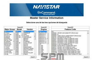 Navistar OnCommand International