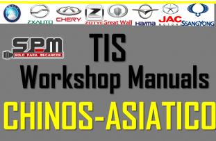 TIS Chinos Workshop Manuals