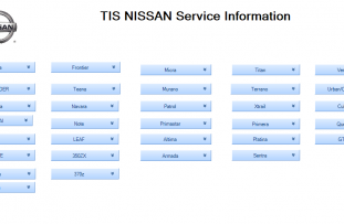 TIS_Nissan_Workshop_Manuals