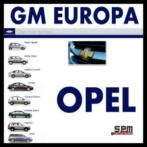 GM Chevrolet Opel