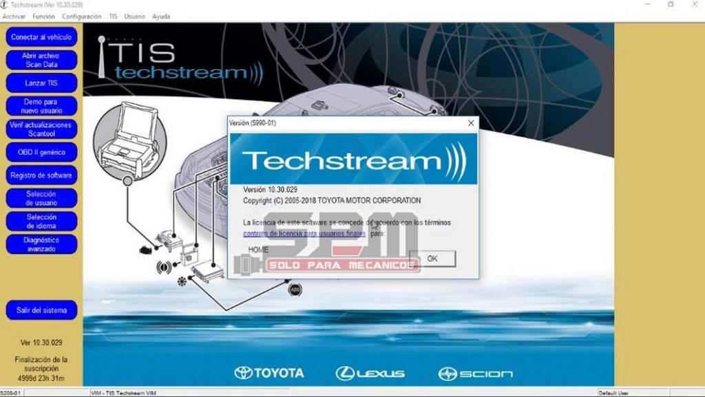 Toyota TIS TechStream