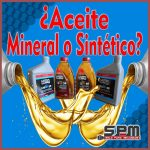 Aceite Mineral Sintético
