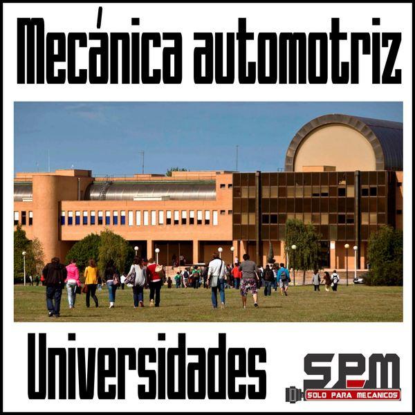 Mecánica automotriz universidades