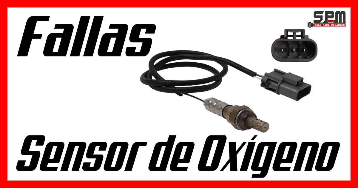Sensor De Ox 237 Geno Fallas Solo Para Mec 225 Nicos