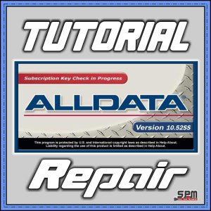Tutorial AllData Repair D