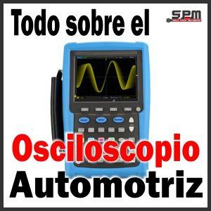 osciloscopio automotriz