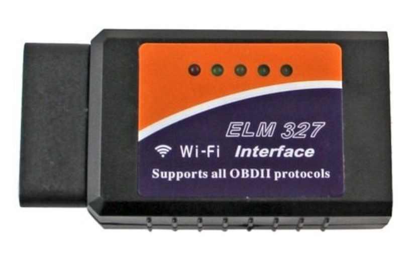 EML327 wifi
