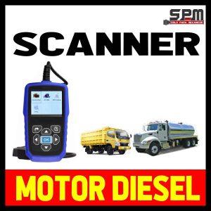 Scanner Universal Motor DieselScanner Universal Motor Diesel