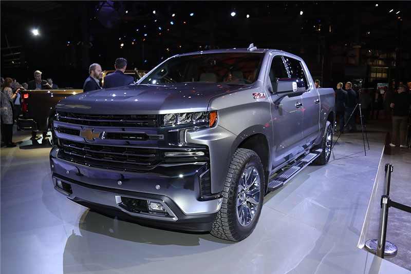 Chevrolet Silverado 2019 Exterior