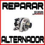 reparar alternador