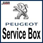 peugeot service box