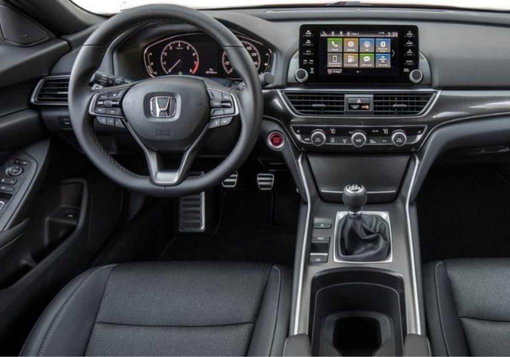 Honda Accord 2019 Interior Vehículo