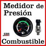 Medidor Presión Combustible d
