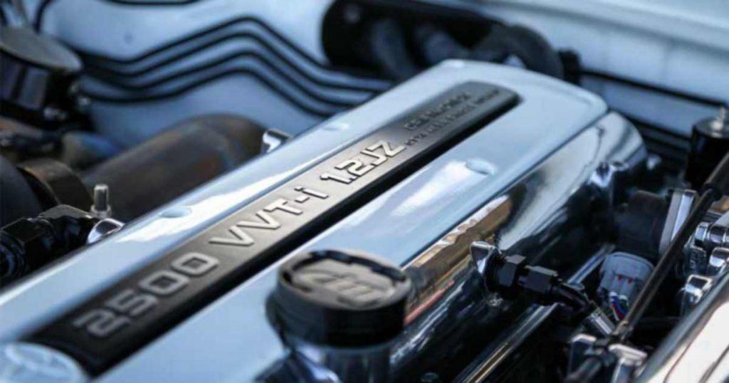 Motor VVT-I