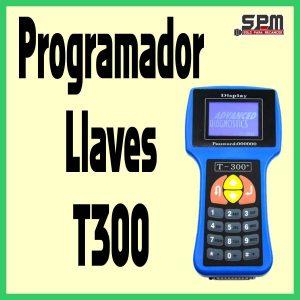 Programador de Llaves T300