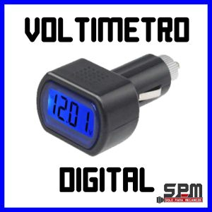 Voltímetro Digital