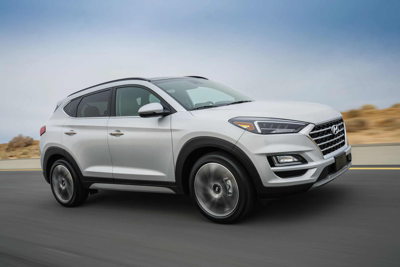 Hyundai Tucson 2019 lateral