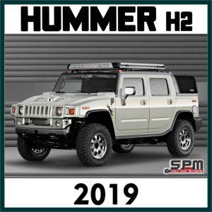 Hummer H2 2019