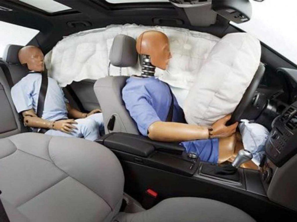 Sistema Airbag interna