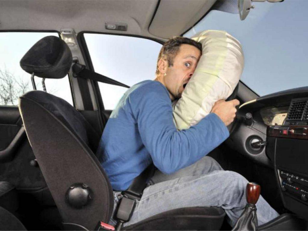 Sistema Airbag bolsa de aire
