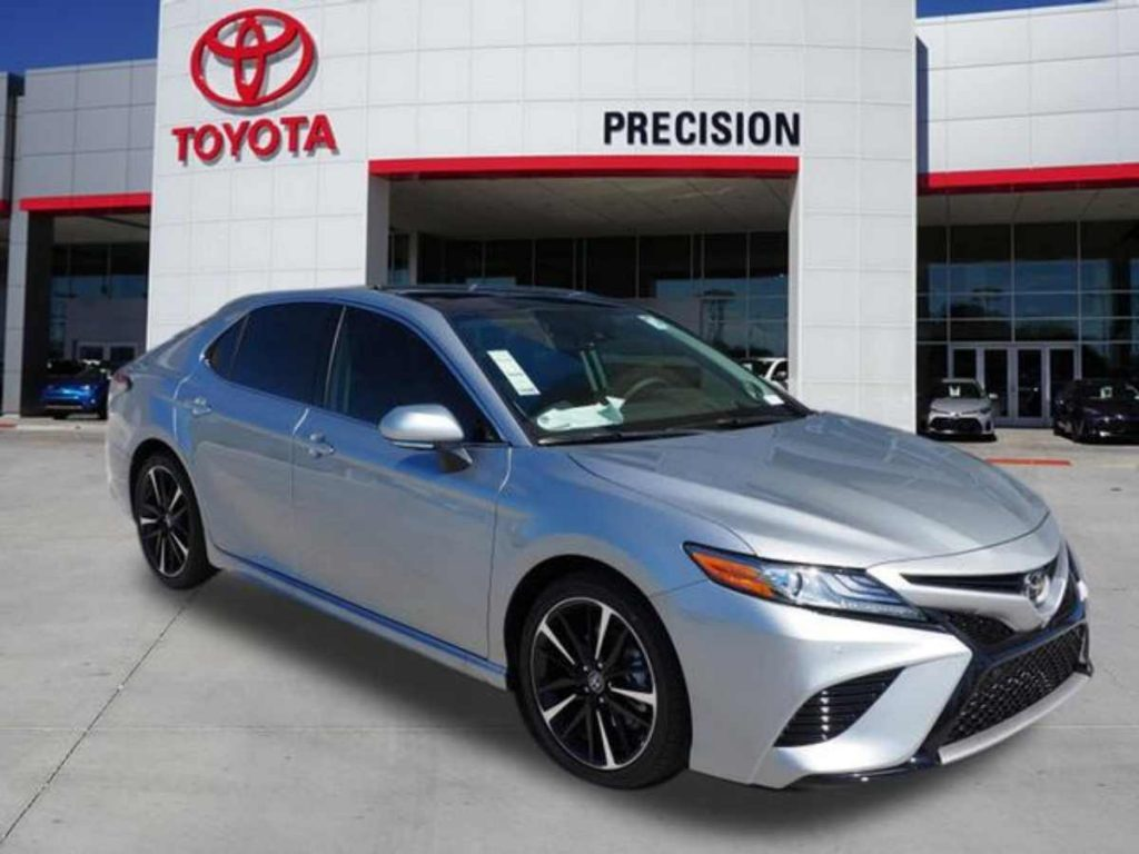 Toyota Camry 2019 Exterior Frontal