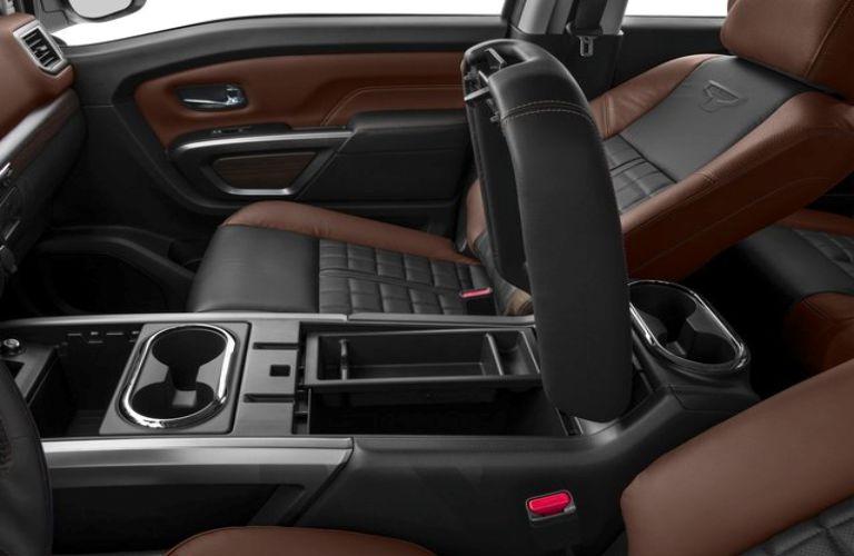 Nissan Armada 2019 copiloto