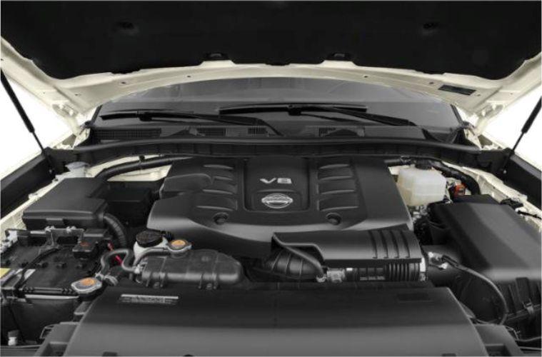 Nissan Armada 2019 motor