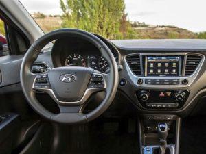 Hyundai Accent 2019 Interna