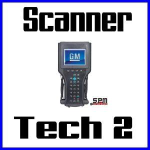 Scanner Tech 2