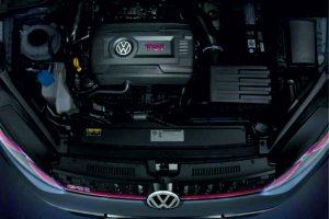 VW Golf 2019 motor