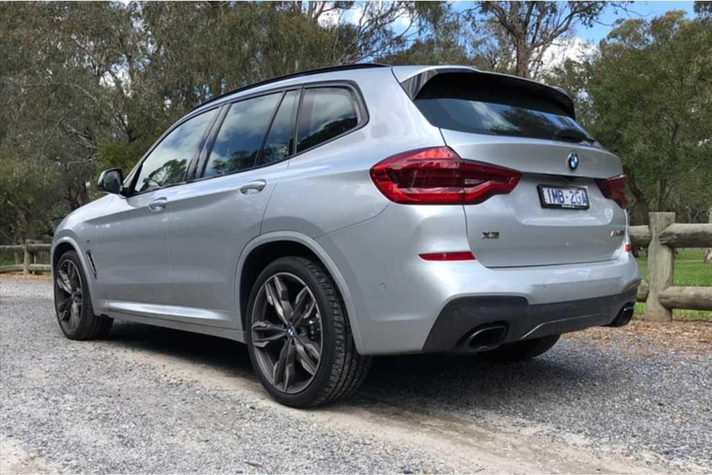 BMW X3 2019 Exterior parte trasera