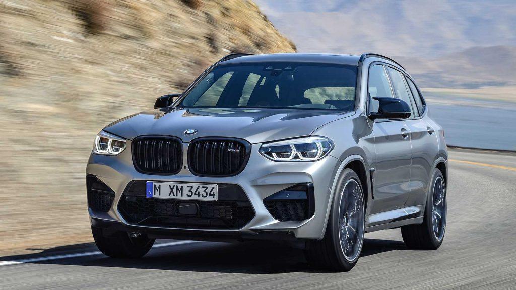 BMW X3 2019 Exterior parte frontal