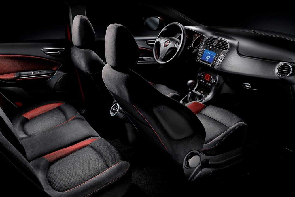 Fiat Bravo 2018 Interior: Asientos