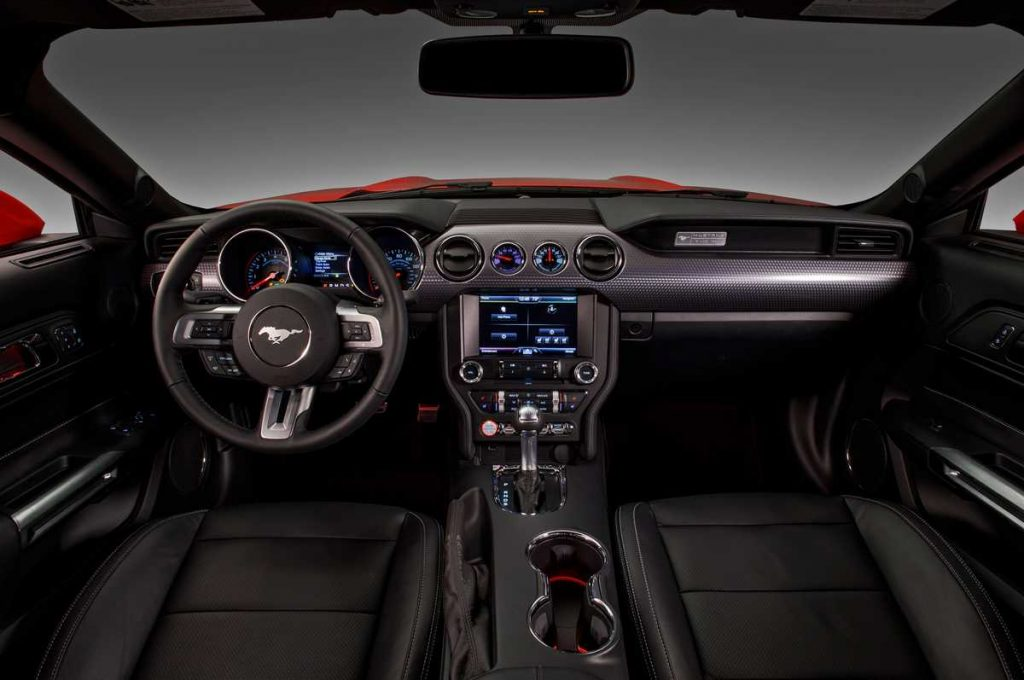 Mustang 2019 Tablero