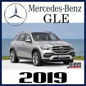 Mercedes Benz GLE 2019